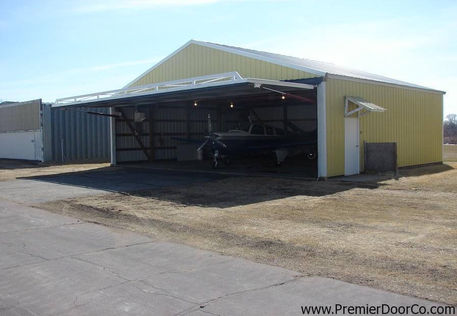& Hydraulic Doors Manufacturer- Premier Door Company