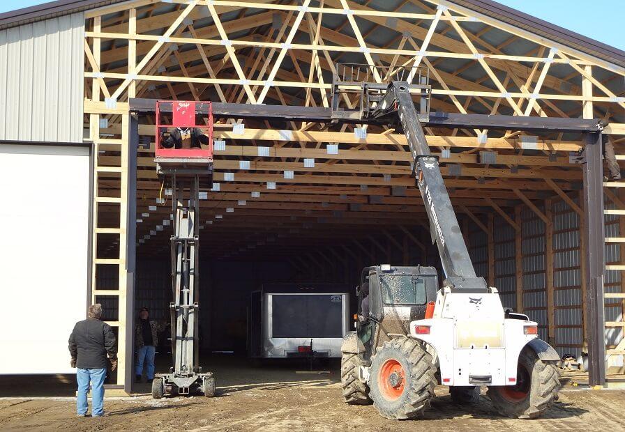 on garage overhead door ideas barns doors pole barn area headerdoor of header and